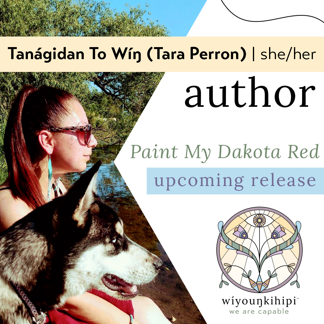 Tanáǧidan To Wíŋ (Tara Perron)