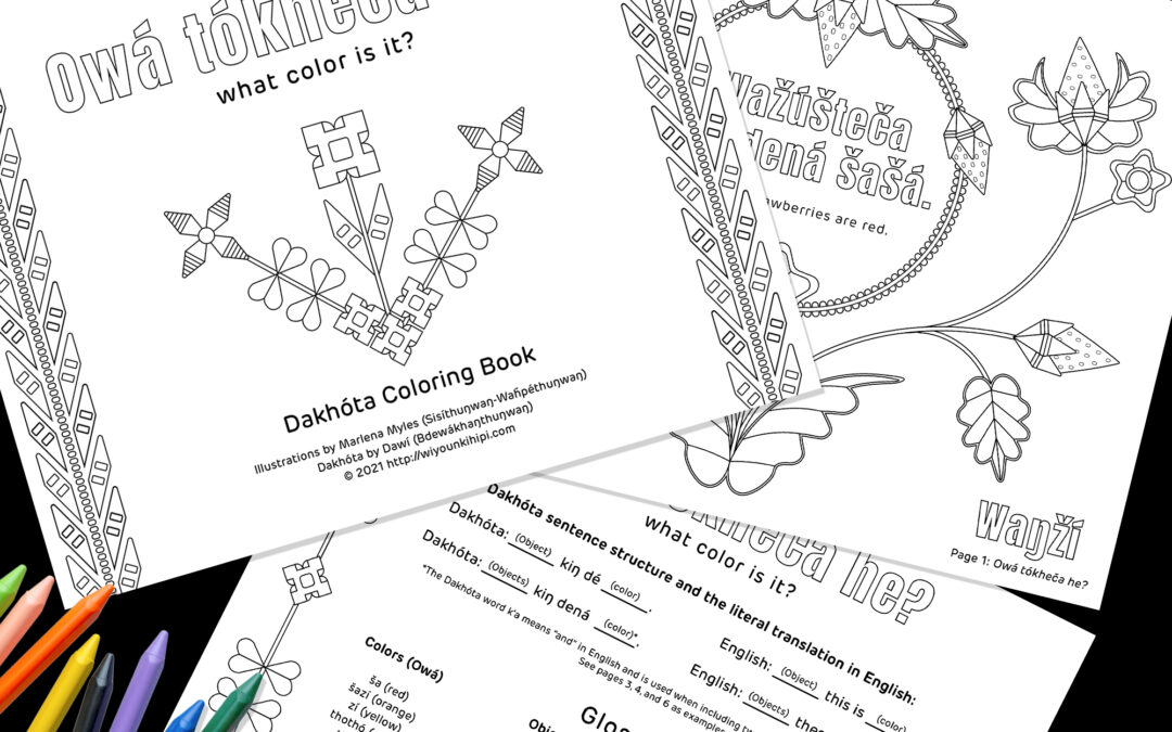 What Color Is It? coloring pages